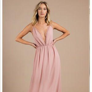 TOBI/ Abegayle Rose maxi dress XS